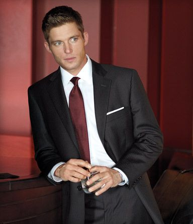 30 best Black suit - tie - shirt combos images on Pinterest ...