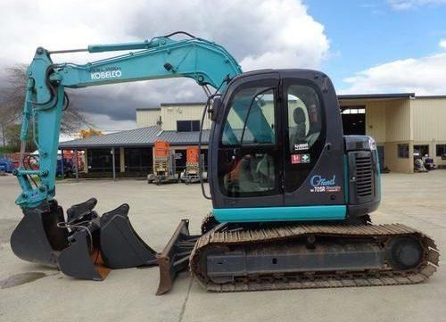 Kobelco Model Sk70sr Hydraulic Excavator Workshop Service Repair Manual Hydraulic Excavator Repair Manuals Excavator