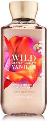 Wild Madagascar Vanilla travel size perfume & shower gel Signature Collection - Bath & Body Works