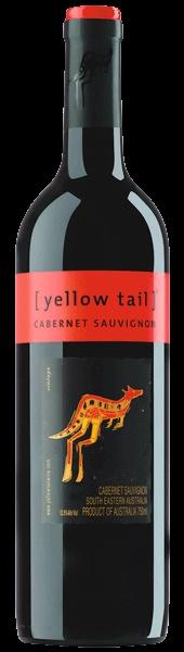 2012 Yellow tail Cabernet Sauvignon Rotwein trocken 0,75 l - Rotwein - Australien - Übersee - Schneekloth Weindepot seit 1816