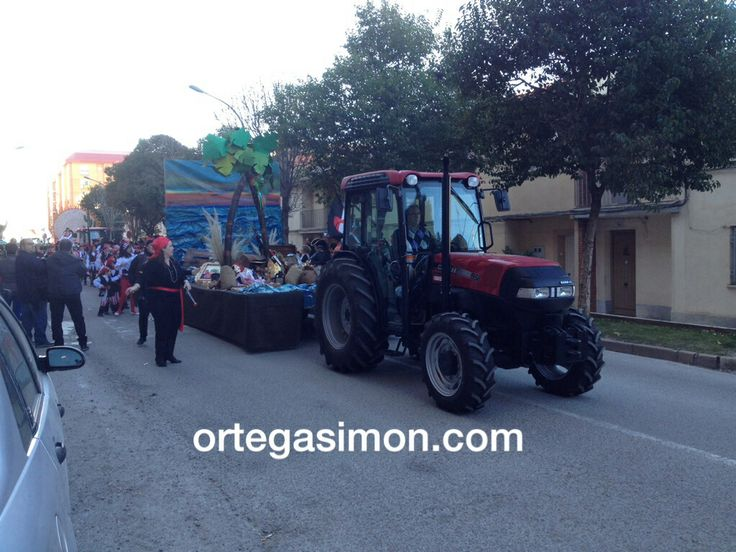 #Carnaval2014 en #Tarancón. #ortegasimon #iamcaseih