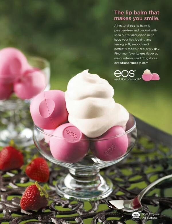 Strawberries and cream eos
