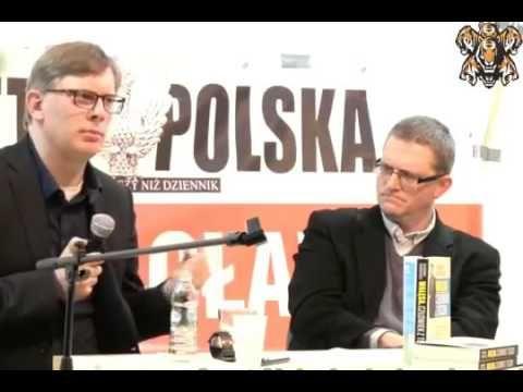 Grzegorz Braun i Cenckiewicz obalają mit Wałęsy