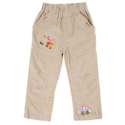 boys beige cordrouy  Pants-SN2-AJ3510-C-LigBro $17.00 on Ozsale.com.au