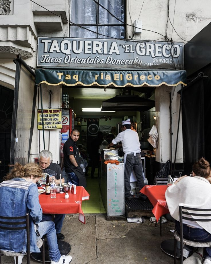 Best Places to Eat in Mexico City: A Food Guide