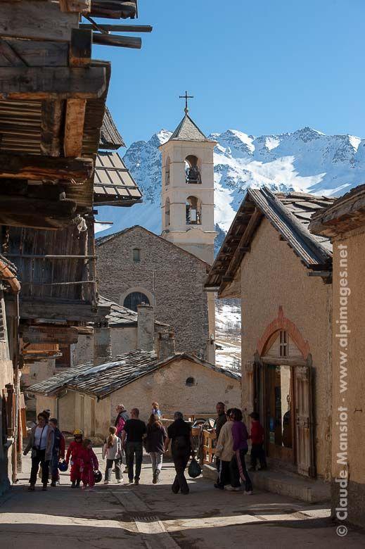 Saint Véran - Queyras - Alpimages Mobile