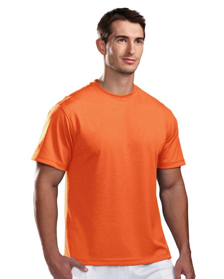 Poly Ultracool Pique Crewneck Shirt Tri mountain 122