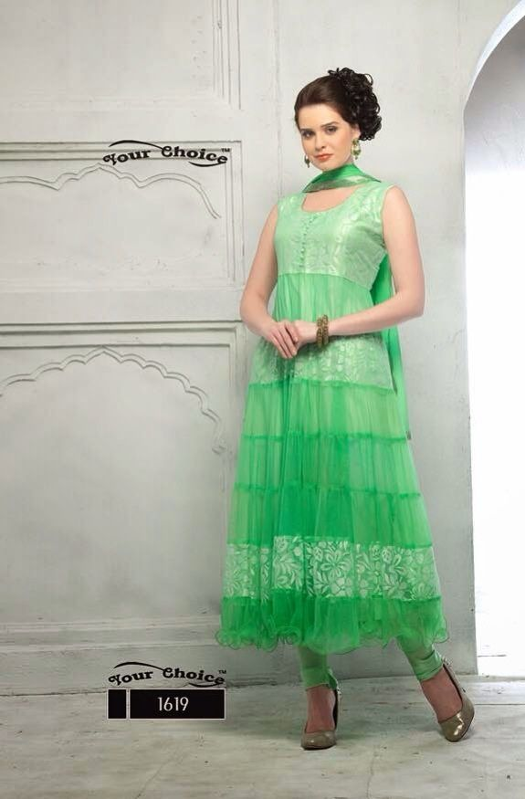 17 Best images about Buy Online Anarkali Dress India on Pinterest ...