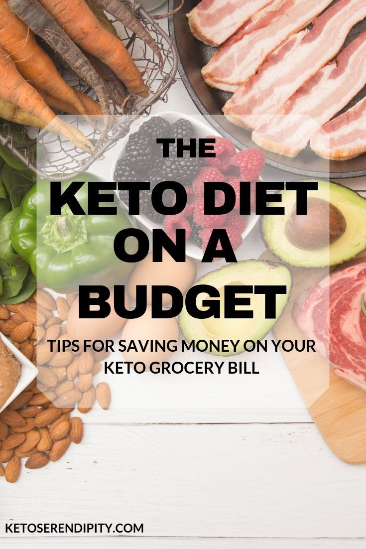 is the keto diet expensive