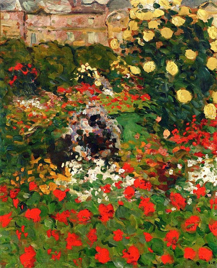 46 Best Images About Louis Valtat On Pinterest Gardens