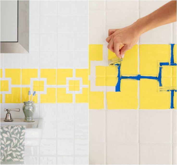 tout savoir sur la peinture pour carrelage salle de bain ides et conseils - Peinture Pour Carrelage De Salle De Bain