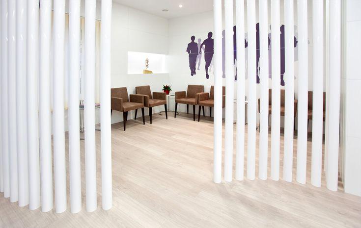 Centre Clínic Axis – Benissa #Interiorismo #Decoración #Arquitectura