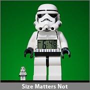 ThinkGeek :: LEGO Star Wars Minifig Alarm Clock