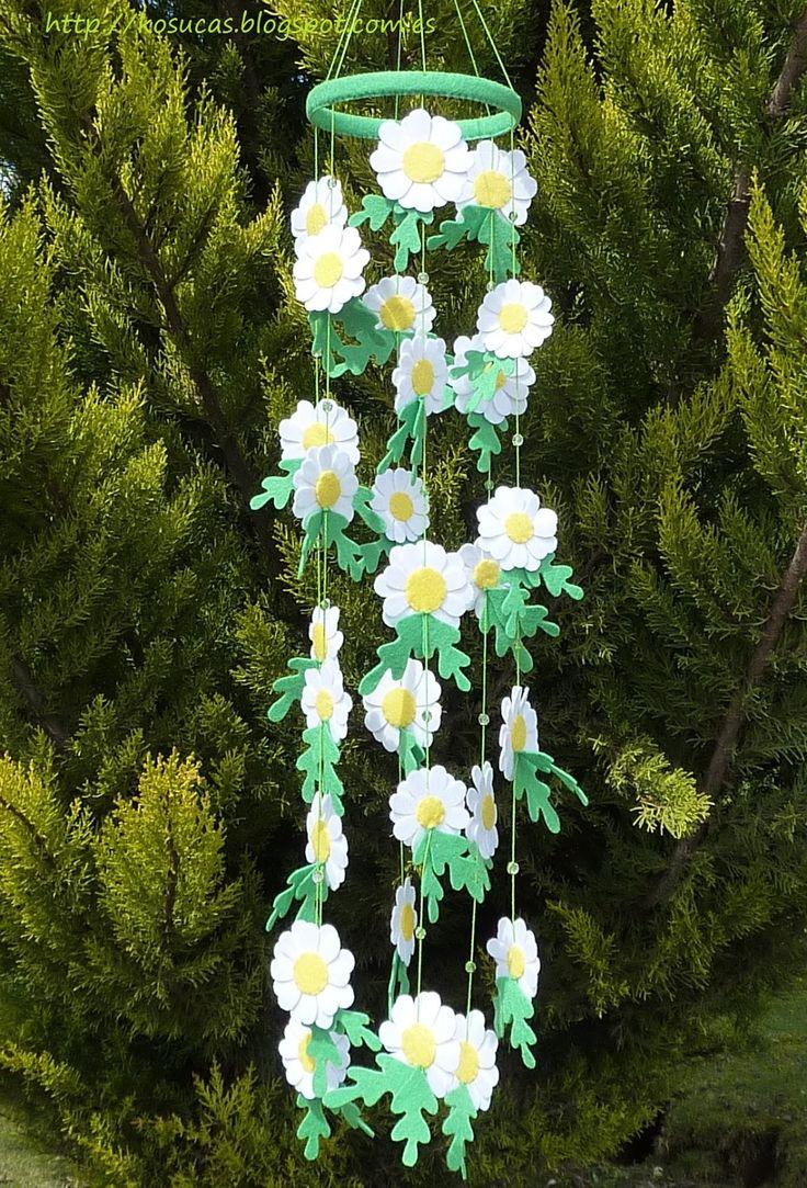 Kosucas : Reto primaveral de Mis dulces locuras.