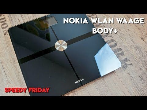 Nokia Body+ WLAN-Waage | Installation & Erster Eindruck (Unboxing) | Speedy Friday  ||  Nokia Body+ Waage (Weitere Details | Kaufen):► http://amzn.to/2iWYn9x Nokia Body Waage (Weitere Details | Kaufen):► http://amzn.to/2Af51MB Hier mich KOSTENLO... https://www.youtube.com/watch?a&feature=youtu.be&utm_campaign=crowdfire&utm_content=crowdfire&utm_medium=social&utm_source=pinterest&v=WnwNSYK_QhY