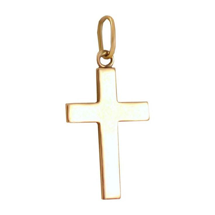 ΣΤ557P -Χρυσός σταυρός