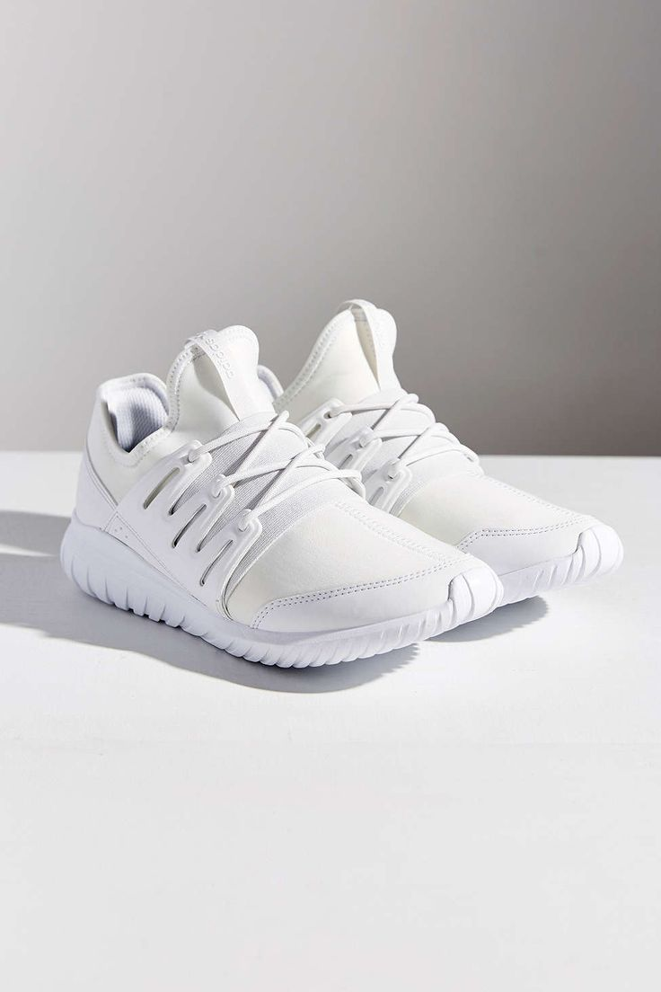 adidas Originals Tubular Radial Triple Grey Men Running