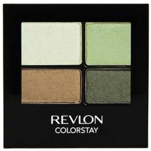 Το σετ σκιών από τη Revlon, ColorStay 16 Hour Eyeshadow Quad περιλαμβάνει 4 σκιές, σε πουδρένια σύνθεση, που με την εφαρμογή τους σας αφήνουν μία βελούδινη αίσθηση. Σε 4 συμπληρωματικές αποχρώσεις, μπορείτε να φορέσετε ξεχωριστά την κάθε σκιά ή να τις συνδυάσετε για υπέροχο μακιγιάζ. Έχουν έντ
