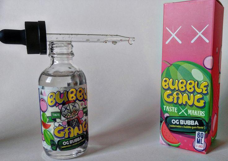 Bubble Gang E Liquid Review