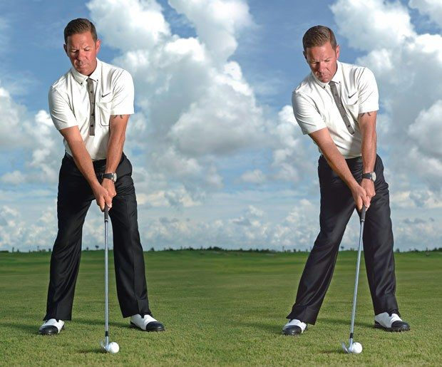 Try these tips from Golf Digest 50 Best Teacher Sean Foley and you've got the secret to great ball-striking.