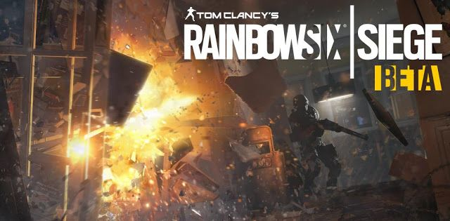 Games Network: E3 2015 – Rainbow Six Siege Beta Dated, Will Be fo...
