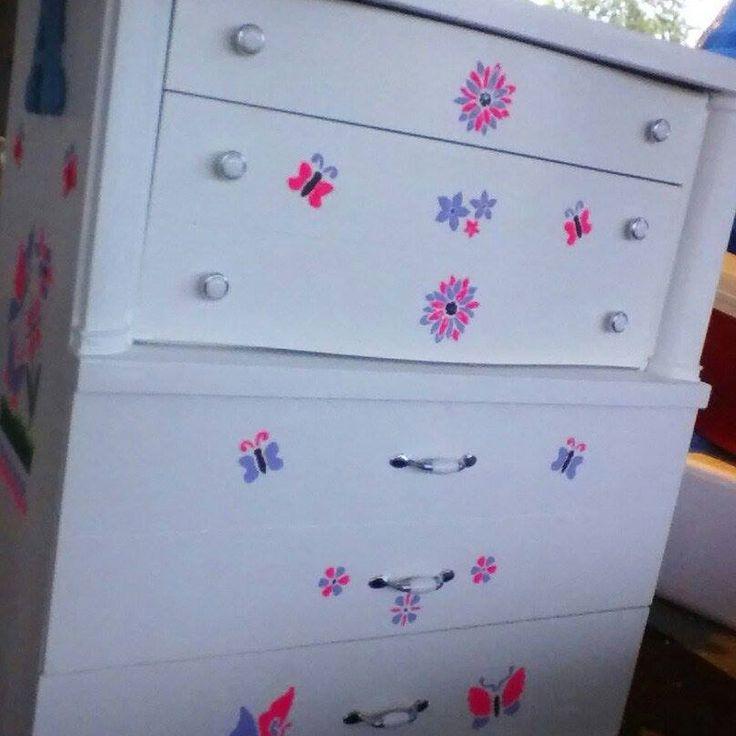 Kids dresser (remodel)