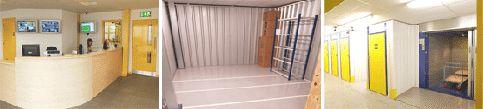 HomeStore Self Storage units
