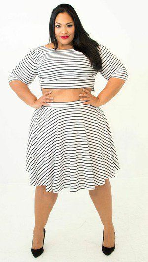 New Plus Size Designer, Kay Dupree http://stylishcurves.com/new-plus-size-designer-kay-dupree-debuts-pieces-from-her-new-plus-size-line/