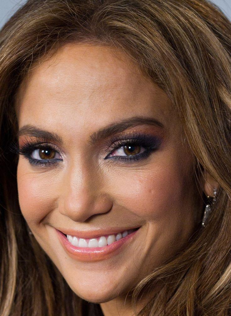 1000 Images About Jennifer Lopez Makeup On Pinterest