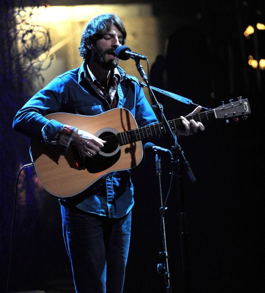 Ray Lamontagne performs during 'VH1 Storytellers Ray Lamontagne' at Metropolis Studios on May 12 2011 in New York City 'VH1 Storytellers Ray...