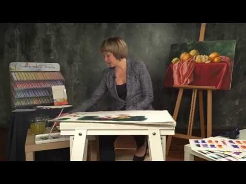 Невская палитра — завод художественных красок — Мастер-классы