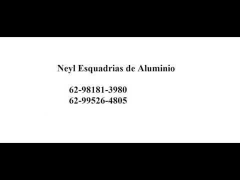 Preços de esquadrias de aluminio Goiania - Gyn e Aparecida de Goiania - ...
