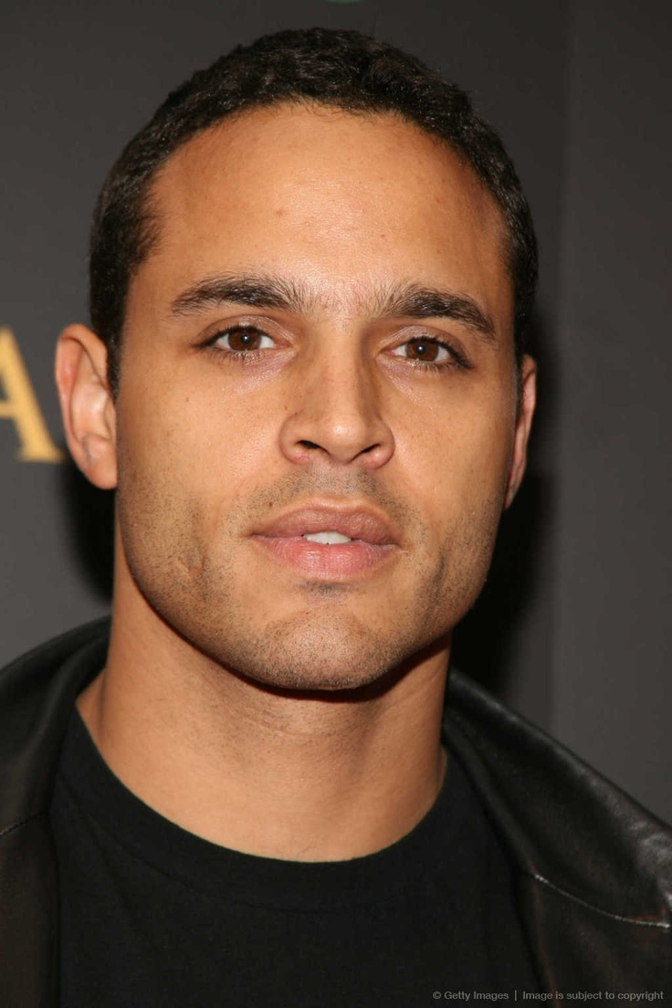 Image detail for -Daniel Sunjata during Maxim Magazine's 7th Annual Hot 100 Party - Arrivals at Buddha Bar in New York, New York, United States.