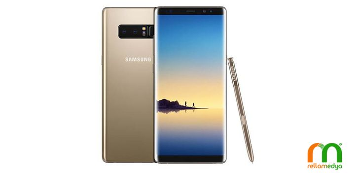 Samsung Galaxy Note 8 resmen tanıtıldı. Devamı; http://www.rellablog.com/samsung-galaxy-note-8-resmen-tanitildi/ #Rellamedya #Teknoloji #Samsung