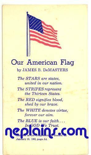 flag day acrostics