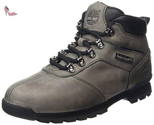 Timberland  Splitrock 2, Basket homme - Gris - Gris, 44.5 - Chaussures timberland (*Partner-Link)