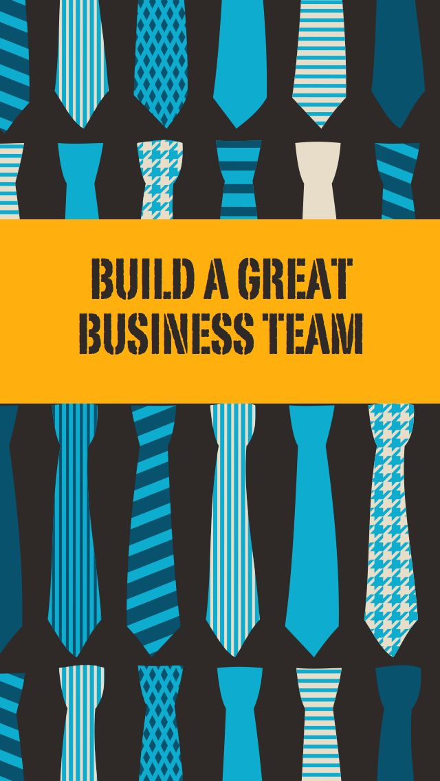 Great Business Teams - iPhone wallpaper