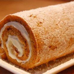 Pumpkin Roll Cake - Allrecipes.com