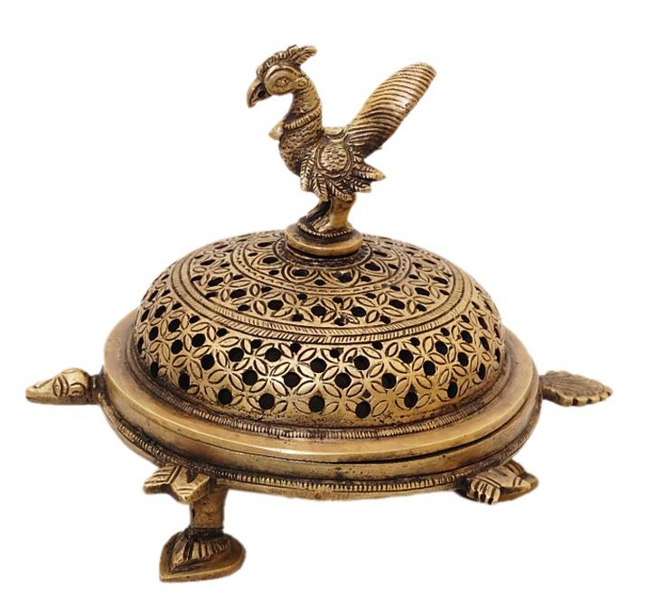An Indian Design Decor Blog Home Tour Parul Chaturvedi: 43 Best Peacock Deepa (lamp) Images On Pinterest