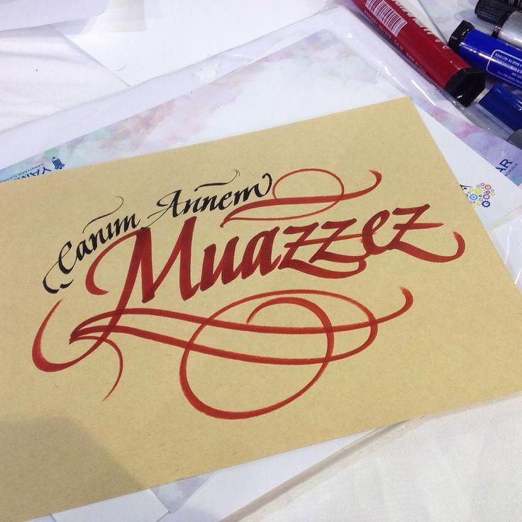 #kaligrafi #calligraph #italik #italic #yazı #type #abc #alfabe #alphabet #mini #miniskül #miniscule #isim #ad #isimyazımı #namewrite