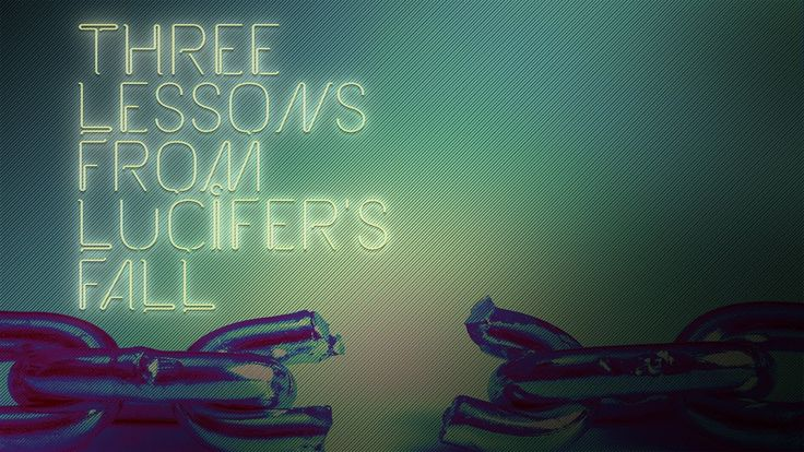 """""""Three Lessons From Lucifer's Fall"""" with Jentezen Franklin"""
