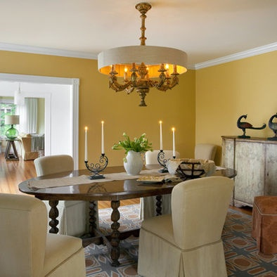Traditional Dining Room Color Ideas