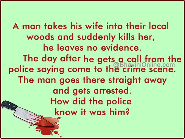 Image result for murder mystery riddles with answers