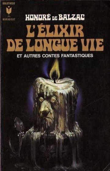L'élixir de longue vie, et autres contes fantastiques (1971)