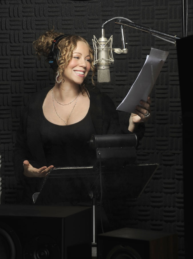 """Mariah records for """"American Dad"""""""