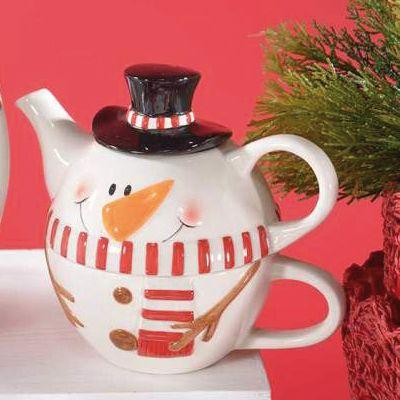 Omul de zapada se incalzeste cu un ceai cald dupa o zi de stat in frig! http://www.fungift.ro/magazin-online-cadouri/Ceainic-de-sarbatoare-om-de-zapada-p-18657-c-276-p.html