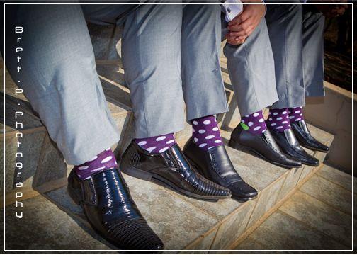 socks an dotz...