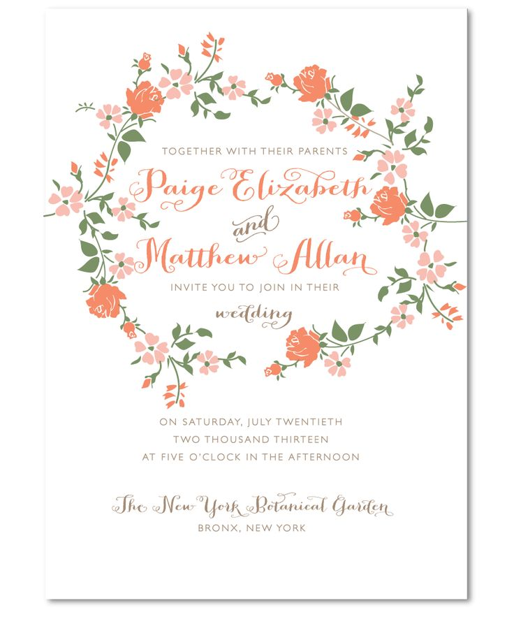 Best 25+ Wedding invitation wording examples ideas on Pinterest - marriage invitation mail format
