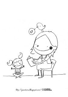 JoAN TuRu [artista de revista]: Dibuixos per pintar i Sortir de la Ratlla!