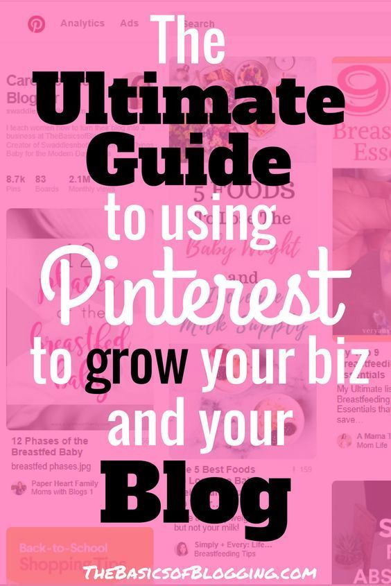 Pinterest has huge potential to increase traffic to your blog, small business orEtsy shop, but are you using it correctly? How to optimize your profile, pins and schedule to make the most of this platform!